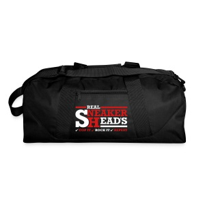 Sneaker Head Travel Bag By YRL Clothing Co. - Duffel Bag