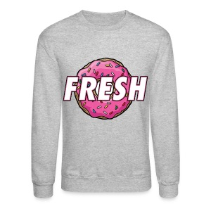 Fresh Crewneck By YRL Clothing Co. - Crewneck Sweatshirt