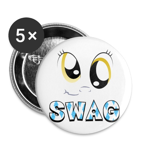 derpy swag - Large Buttons