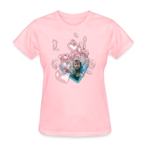 MonkeyBoo Bubbles - Women's T-Shirt