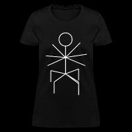 Women's T-Shirts ~ Women's T-Shirt ~ Happy Dance (Women's)