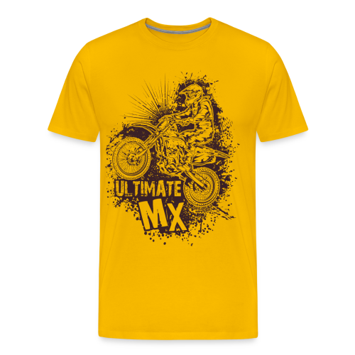 Ultimate Motocross - Men's Premium T-Shirt