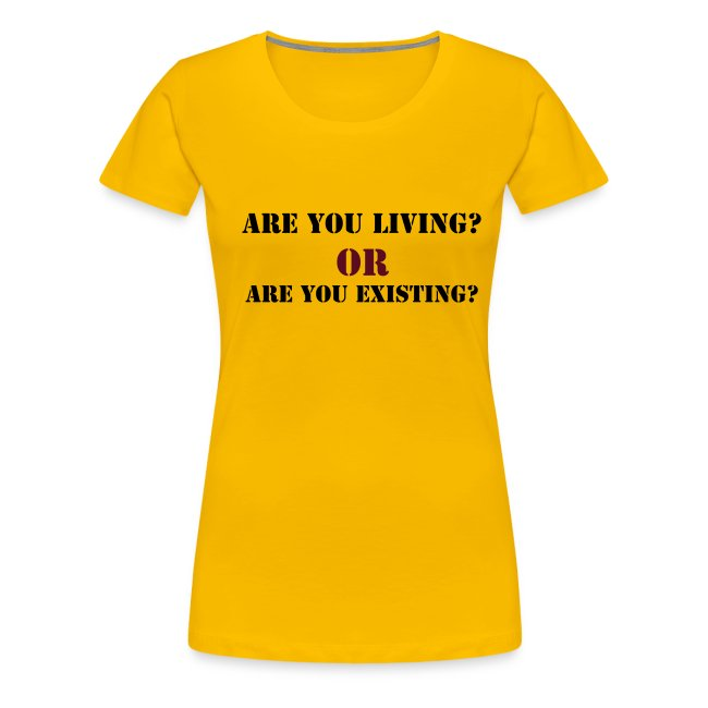 Are You Living?