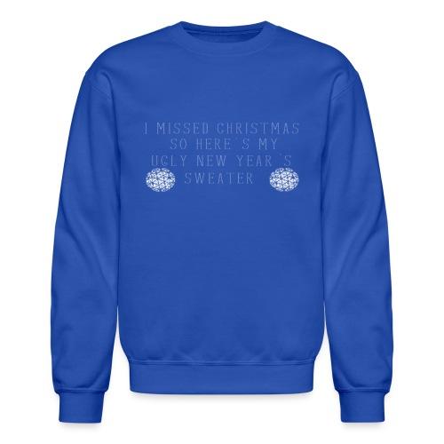 Ugly New Year's - Crewneck Sweatshirt