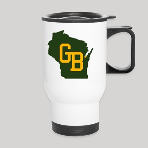 GB - Wisconsin - Travel Mug