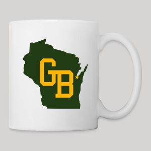 GB - Wisconsin - Coffee/Tea Mug