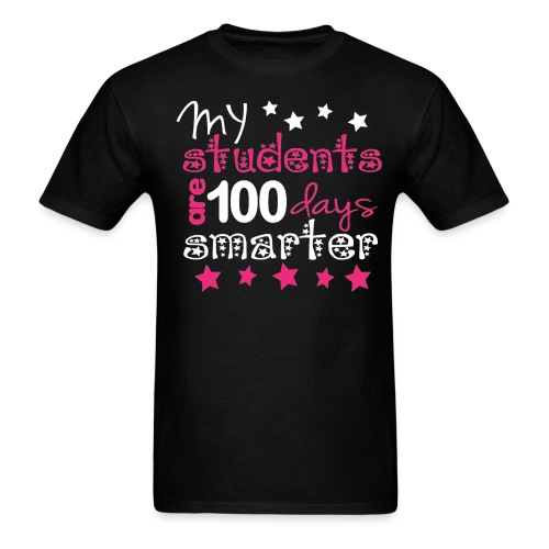 100 days smarter-Mens - Men's T-Shirt
