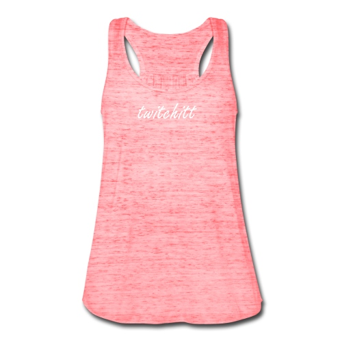 Printed Relaxed Fit Tank - Women's Flowy Tank Top by Bella