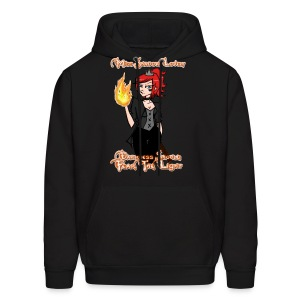 MSL: Darkness Should Fear the Light (Hoodie) - Men's Hoodie