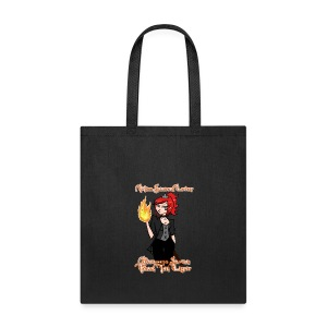 MSL: Darkness Should Fear the Light (Tote) - Tote Bag
