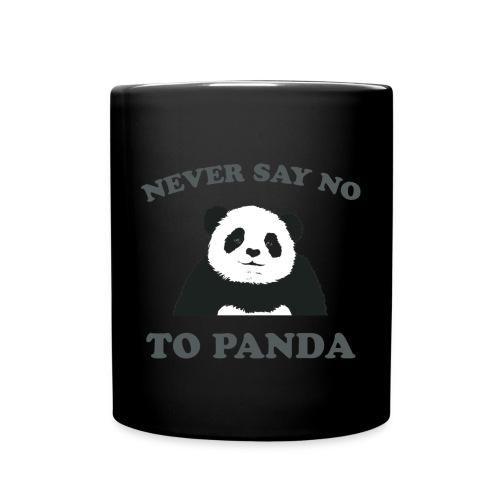 Never Say No To Panda Mug - Full Color Mug