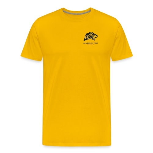 Men's Rootes on Back - Men's Premium T-Shirt
