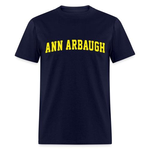 Ann Arbaugh Men's T-Shirt - Men's T-Shirt