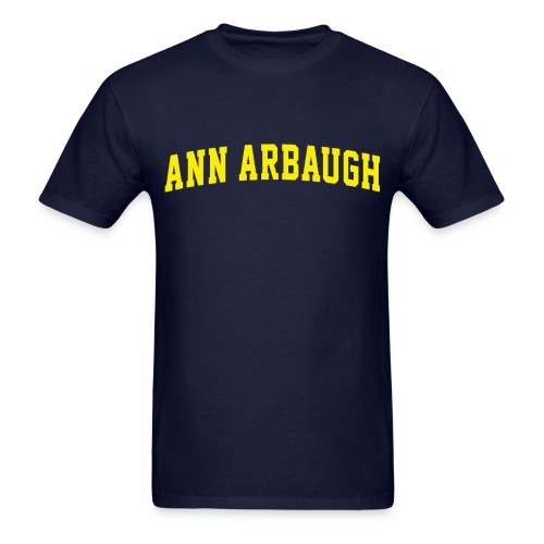Ann Arbaugh Men's T-Shirt - Men's T-Shirt
