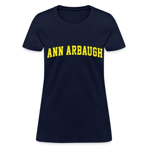 Ann Arbaugh Women's T-Shirt - Women's T-Shirt