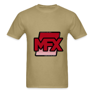 T-Shirts ~ Men's T-Shirt ~ MFX PODCAST - REVOLUTION TSHIRT