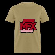 T-Shirts ~ Men's T-Shirt ~ MFX PODCAST - REVOLUTION TSHIRT