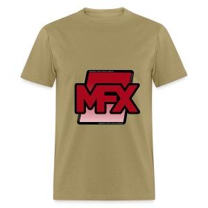 MFX PODCAST - REVOLUTION TSHIRT - Men's T-Shirt