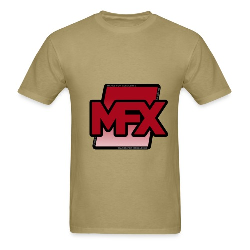 MFX PODCAST - REVOLUTION TSHIRT - Men's T-Shirt