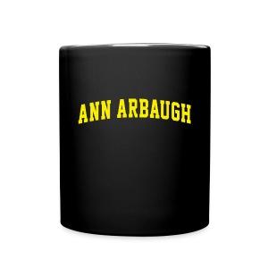 Ann Arbaugh Coffee Mug - Full Color Mug