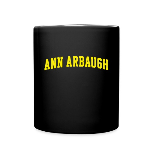 Ann Arbaugh Coffee Mug - Full Color Mug
