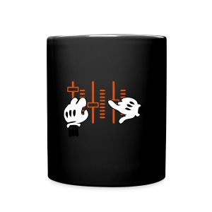 DJ Mug - Full Color Mug