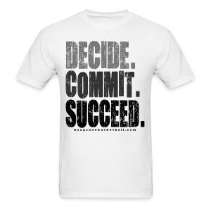Decide wdark art - Men's T-Shirt