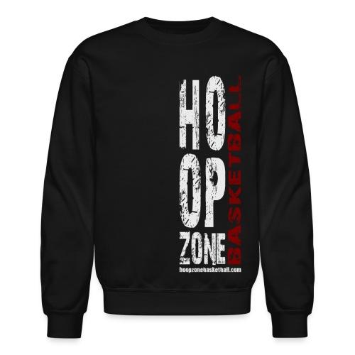 HZ Crew Sweatshirt w/light art - Crewneck Sweatshirt