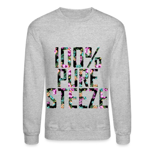 100% Pure Steeze Crewneck - Crewneck Sweatshirt