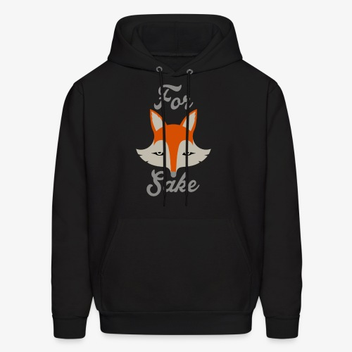 For Fox Sake - Men's Hoodie