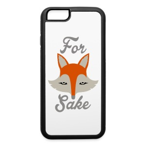 For Fox Sake - iPhone 6/6s Rubber Case