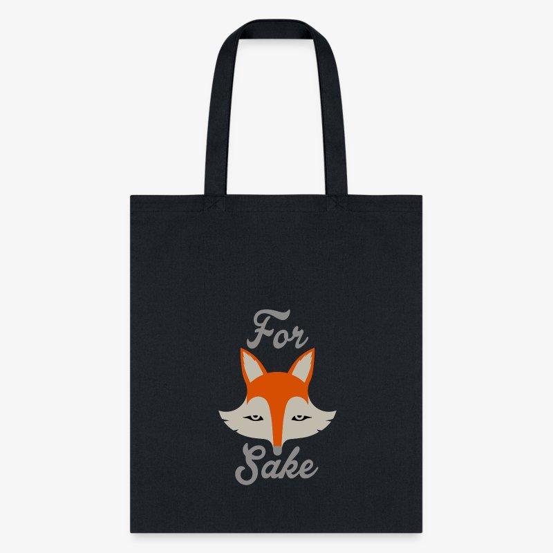 For Fox Sake - Tote Bag