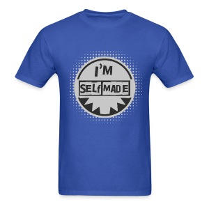 Men's Im Self Made Shirt - Men's T-Shirt