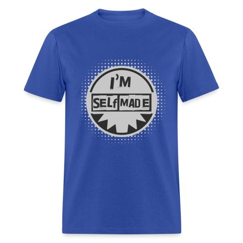 Men's Im Self Made Shirt - Men's T-Shirt