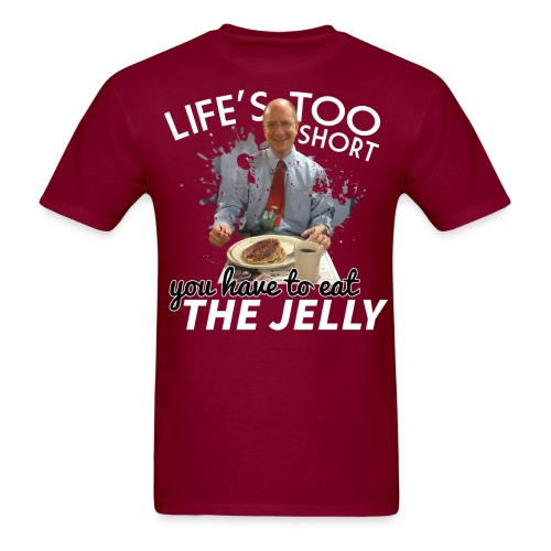 Eat The Jelly - Men's T-Shirt