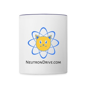 Neutron Mug - Contrast Coffee Mug