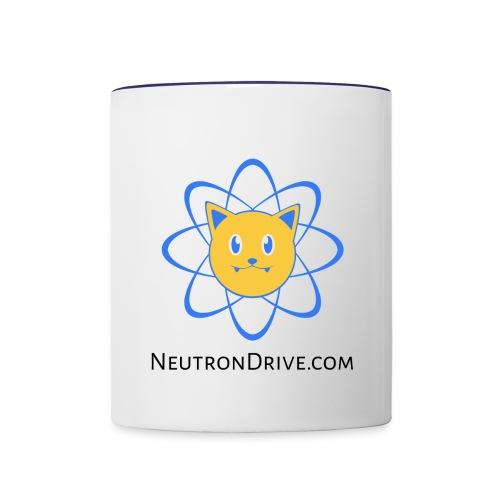 Neutron Mug - Contrast Coffee Mug