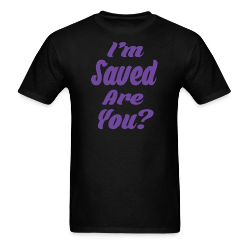 Saved T-Shirt - Men's T-Shirt