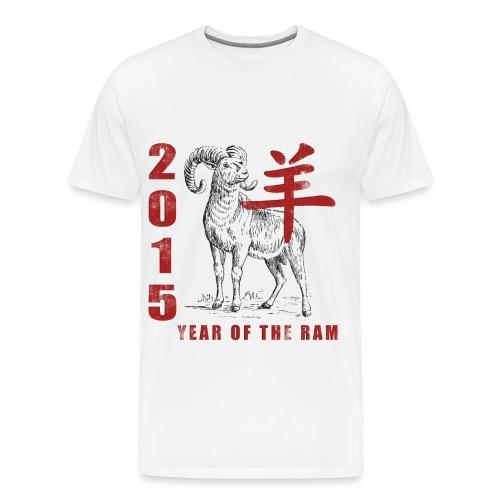 2015  - Men's Premium T-Shirt