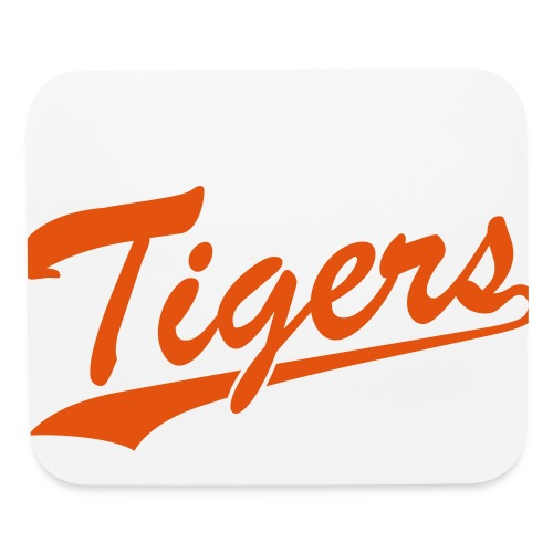 Tiger's Mouse Pad - Mouse pad Horizontal