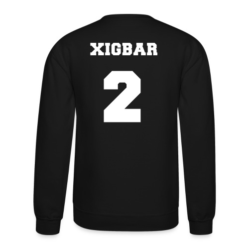 Xigbar Organization Crewneck - Crewneck Sweatshirt
