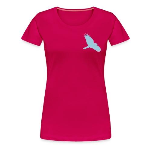 THE RAVEN - WOMEN - Women's Premium T-Shirt
