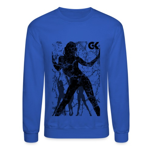 GK  HOT GIRLS - Crewneck Sweatshirt