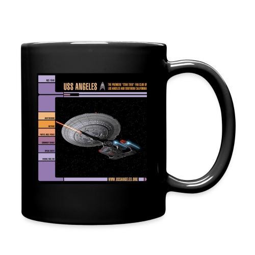 Color mug with LCARS displays (BEST ON A BLACK MUG!) - Full Color Mug