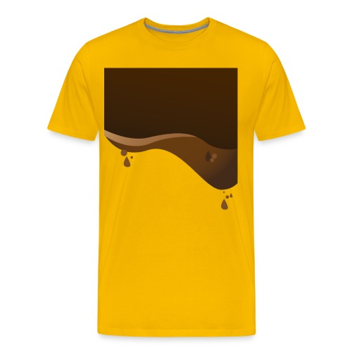 Chocolate Shirt - Men's Premium T-Shirt