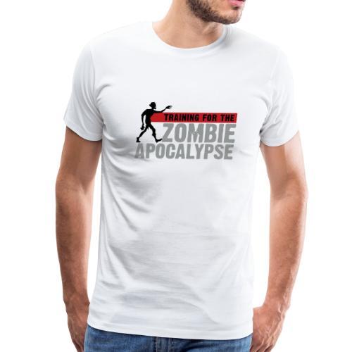 Zombie Apocalypse | Mens tee - Men's Premium T-Shirt