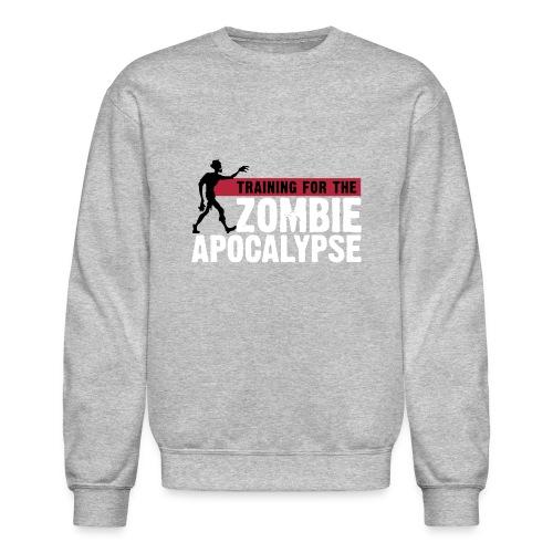 Zombie Apocalypse | Mens jumper - Crewneck Sweatshirt