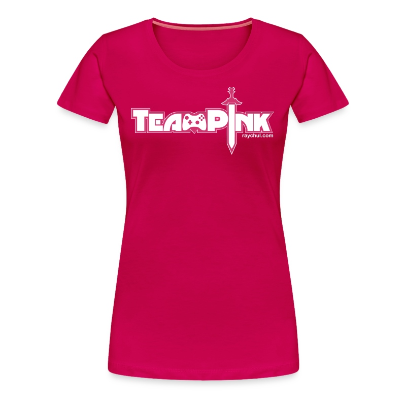 Team Pink shirt for girls! T-Shirt | We Want Moore!