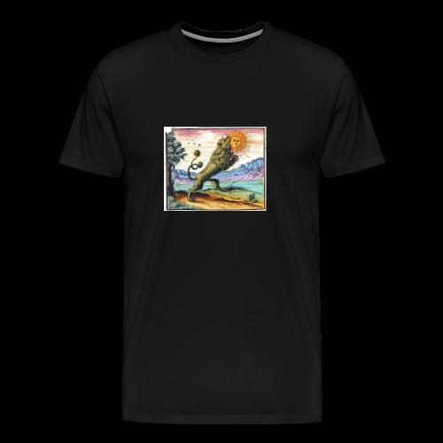 Conquering Lion - Men's Premium T-Shirt