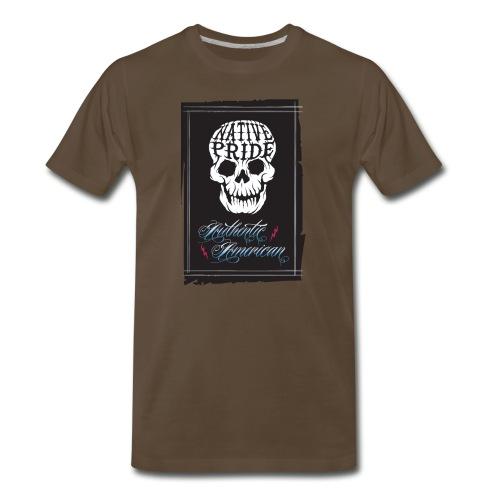 Authentic American Eye - Men's Premium T-Shirt